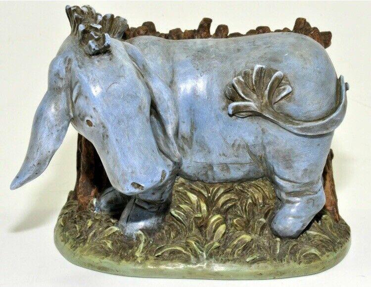 Charpente Eeyore Ceramic Coin Piggy Bank Disney Classic Winnie the Pooh