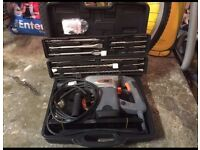 XTreme SDS power drill with rotary stop.