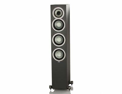 Elac Uni-Fi FS U5 Floorstanding Speaker 3-Wege Bassreflex 140 W Black 1 Piece