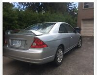 2005 Honda Civic Coupe... Need gone NOW!!!