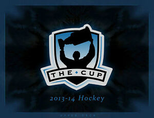 2013-14 Upper Deck The Cup Hockey Cards Box