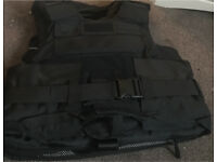 LVL 4 BULLETPROOF STAB PROOF VEST CAN DELIVER