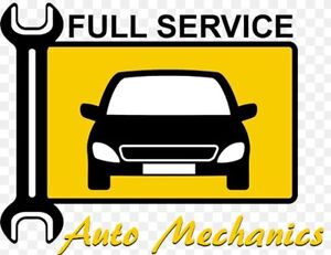 Licensed mechanic - Fully equipped garage now accepting visa