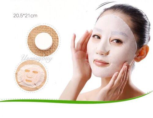30 Pcs Beauty Skin Care Compressed Face Facial Fiber Dry Mas