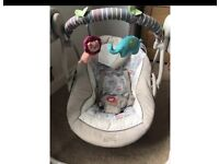 Comfort and Harmony Baby Swing Electric music