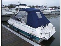 Fletcher 18 gts 30litre mercruiser inboard