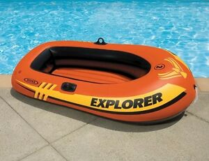 Explorer 200 inflatable 2 person boat Terrigal Gosford Area Preview