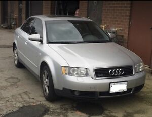 For sale Audi A4 Quatro AWD
