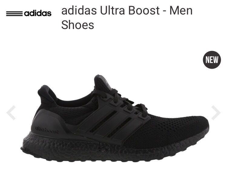 e88472c73f09b new zealand pre order adidas ultra boost triple black 67912 4894b