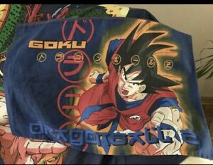 Dragon Ball Z Pillowcase and doona cover