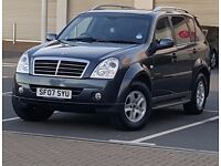 *TOP SPECS* Rexton II 2.7 SX AWD same as Mercedes ML270 M Class Solid 4x4 Jeep like BMW X5 , Shogun