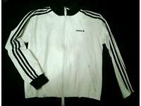 Adidas retro hoodie