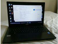"High Spec Laptop - 15.6"", 250GB SSD, i5 + more"