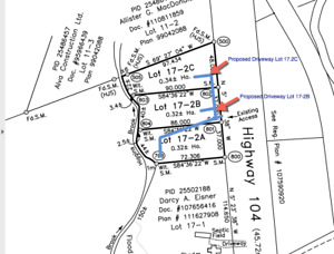 2 Wentworth Ski Chalet Lots For Sale