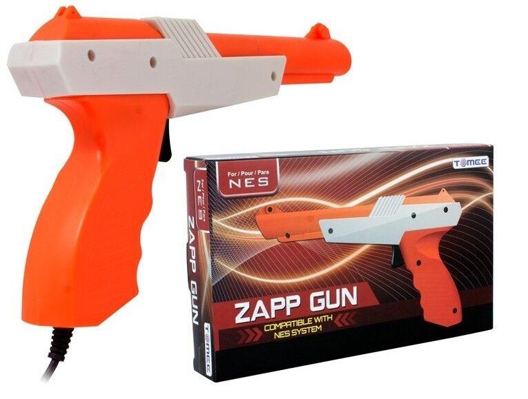 Brand New Zapper Light Gun Nintendo Nes - Play Duck Hunt, Hogan