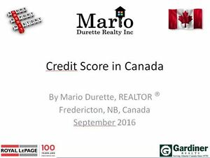 Credit Score - Presentation (follow link)
