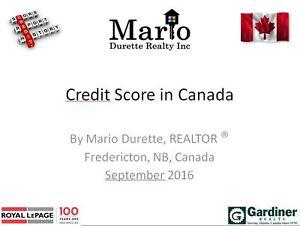 Credit Score - Presentation (follow link)