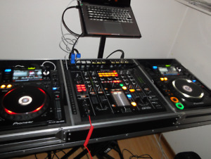 Pioneer DJ mixer DJM 2000 , CDJ 2000s available