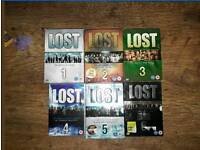 Lost - Complete DVD Collection