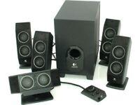 Logitech X-540 5.1 multimedia speaker system