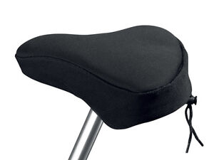 couvre selle avec gel v lo de route ville housse confort destockage ebay. Black Bedroom Furniture Sets. Home Design Ideas