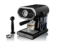 Espresso Machine Portafilter System Kitchen Tools Coffee Pump Pressure Maker Barista Latte Mocca