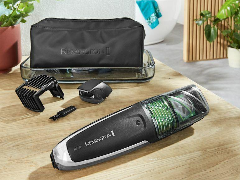 Remington Vakuum MB 6830 Akku Haar und Bartschneider NEU