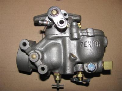 Case Tractor Carburetor Model R Rc Ro Zenith 193-12 7206 Wakarusa Engine Carb