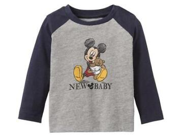 Disney Baby shirt 86/92, Mickey Mouse