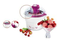 Silvercrest Kitchen Tools Ice Cream Maker - High Quality - Very Attractive Price