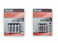 Rechargeable battery--- buy 2 sets and get one free