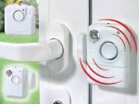 Glass Break Detector/ Door Alarm