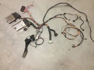 Wiring Harness with ECU - Complete - Duramax Diesel LLY 6.6L