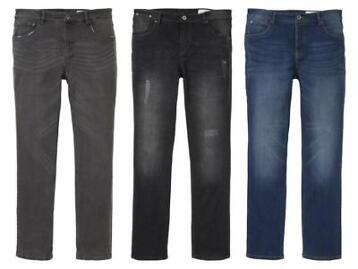 Heren jeans plus size - slim fit