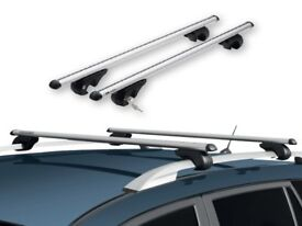 Aluminium Roof Rack 120cm Aerodynamic