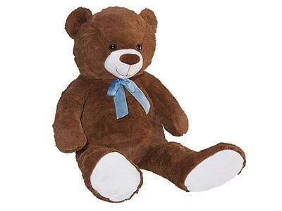 XXL Riesenteddybär Plüsch Kuscheltier Riesenplüsch Riesenteddy Bär Teddy 100 cm