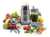 New Nutrition Mixer