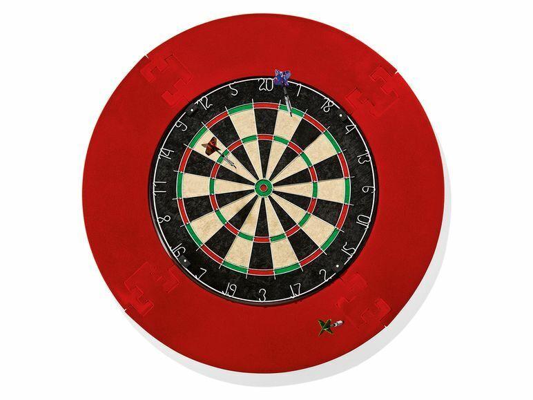 Dart Auffangring Rot für Sisal-Dartscheiben mit Turniermaßen Ø ca. 45 cm NEU