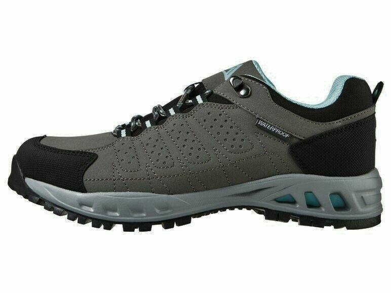 Crivit Damen Trekkingschuhe Wanderschuhe Outdoor Trekking Wandern Schuhe Mint 37