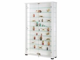 Collectors display cabinet NEW NEW