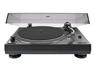 DUAL DT-250 Plattenspieler mit USB, Vorverstärker Original Audio Technica System
