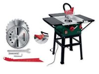 PARKSIDE Table Saw brand new