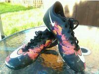 Christiano Ronaldo football boots - size 5