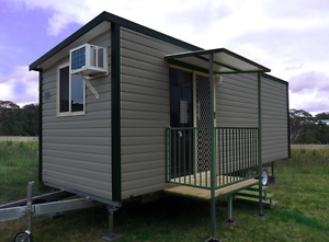 Unregisterable Mobile Dwelling Wynyard Waratah Area Preview