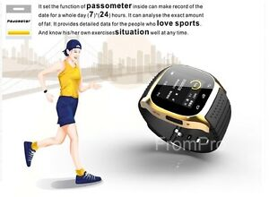 Bluetooth Smart watch. NEW. facebook, music, contacts....