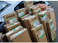 VELUX & FAKRO ROOF WINDOW FLASHING KITS - BRAND NEW - LOTS OF SIZES AVAILABLE!