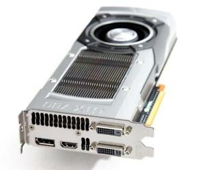 nvidia GeForce GTX 780 founder edition - used for gaming