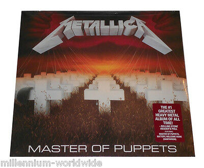 METALLICA - MASTER OF PUPPETS - 12