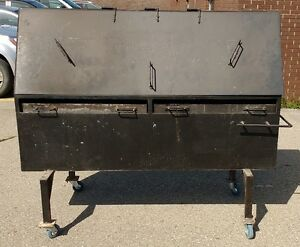 Large Briquette BBQ For Sale