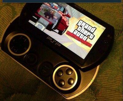 Sony Psp Go  Look                       Bundle 6000 Games